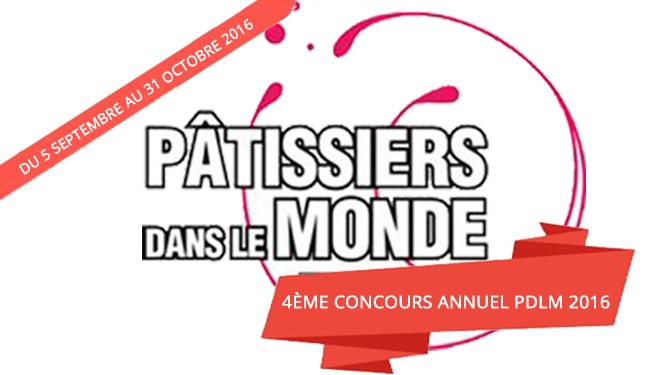 Concours PDLM 2016